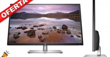 oferta monitor HP 32s barato chollo amazon SuperChollos