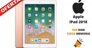 oferta ipad 2018 128gb barato SuperChollos