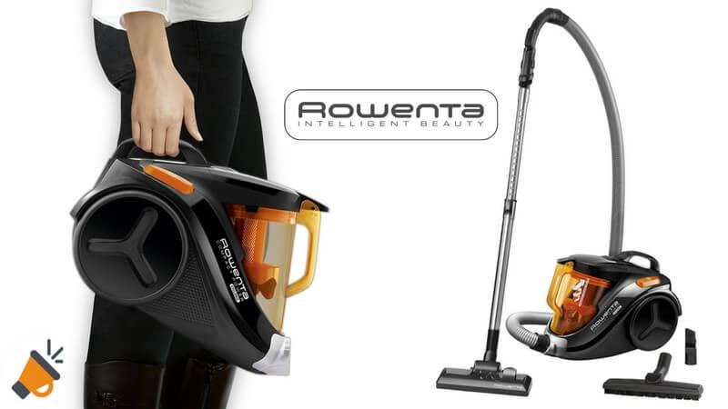 oferta Rowenta Compact Power Cyclonic RO3753 Aspirador bararo chollo ebay SuperChollos