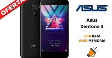oferta Asus Zenfone 3 barato SuperChollos