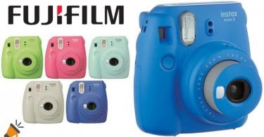 oferta Fujifilm Instax Mini 9 barata chollo amazon SuperChollos