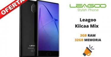oferta LEAGOO KIICAA MIX 5.5 barato SuperChollos