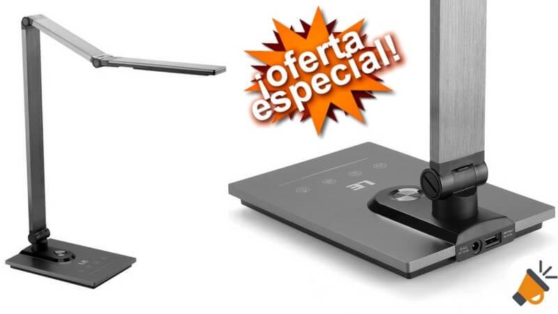 oferta Lampara de escritorio LE barata SuperChollos