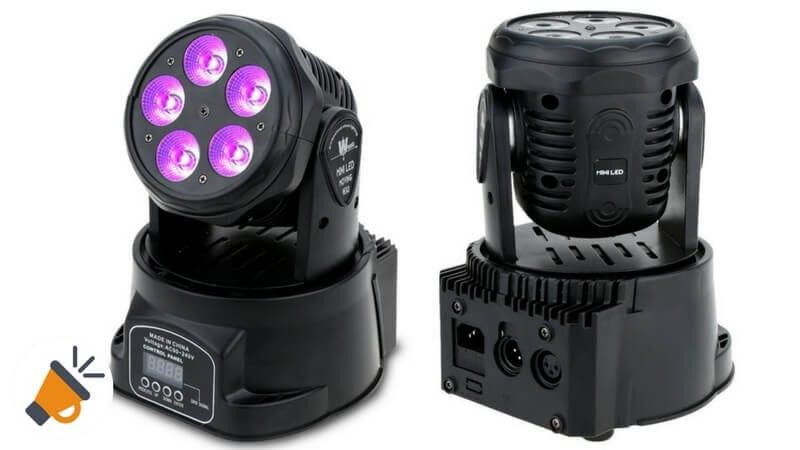 oferta luz escenario lixada barata SuperChollos