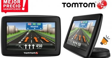 oferta TomTom START 20 navegador gps barato chollo amazon SuperChollos