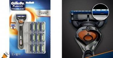 oferta Gillette Fusion ProGlide barata SuperChollos
