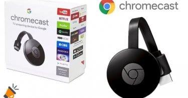 oferta chromecast 2 barato SuperChollos