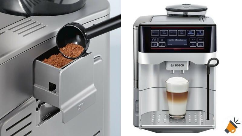 oferta Bosch TES60321RW cafetera barata chollo amazon SuperChollos