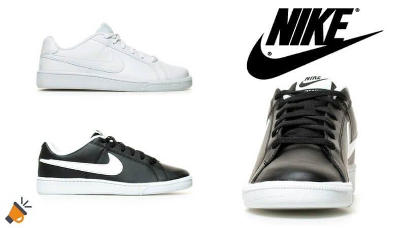 MÁS BARATAS! Zapatillas Nike Court Royale para hombre por 29,95€
