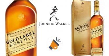 oferta Johnnie Walker Gold Reserve barato SuperChollos