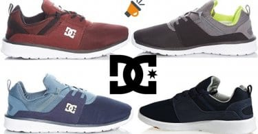 oferta DC Shoes Heathrow Zapatillas Para Hombre baratas chollo amazon SuperChollos