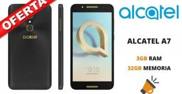 oferta ALCATEL A7 barato chollo amazon SuperChollos