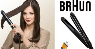 oferta Braun Satin Hair 7 ST780 Plancha de pelo barata SuperChollos