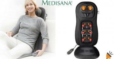 oferta Medisana MCN Pro Respaldo masajeador barato SuperChollos