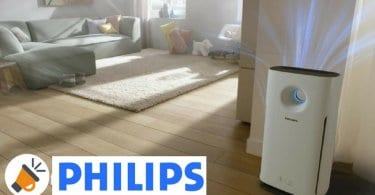 oferta Philips AC325610 Purificador de aire barato chollo amazon SuperChollos