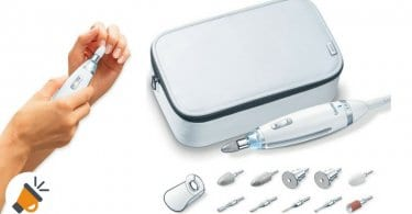 oferta set manicura pedicura beurer mp62 barato SuperChollos