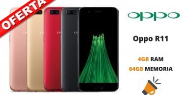 oferta Oppo R11 barato SuperChollos