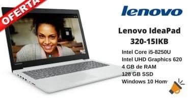 oferta Lenovo IdeaPad 320 15IKB barato chollo amazon SuperChollos