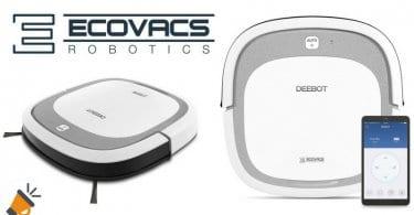 oferta ECOVACS ROBOTICS DEEBOT SLIM2 Robot aspirador barato SuperChollos