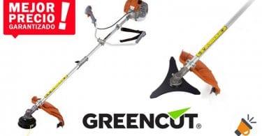 oferta Greencut GGT650 Desbrozadora barata SuperChollos