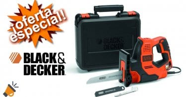 oferta BlackDecker RS890K QS Serrucho ele%CC%81ctrico barato SuperChollos