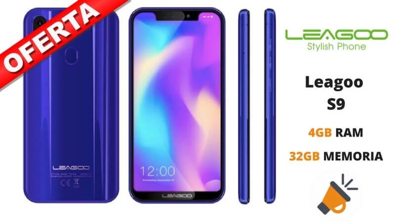 oferta Leagoo S9 barato SuperChollos