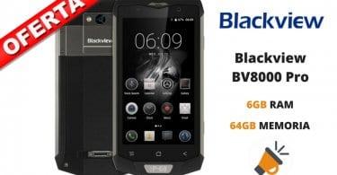 oferta Blackview BV8000 Pro barato chollo amazon SuperChollos