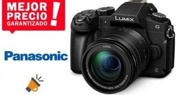 oferta Panasonic Lumix DMC G80MEC K 4K Kit de Ca%CC%81mara Evil barata1 SuperChollos