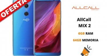 oferta AllCall MIX 2 barato SuperChollos
