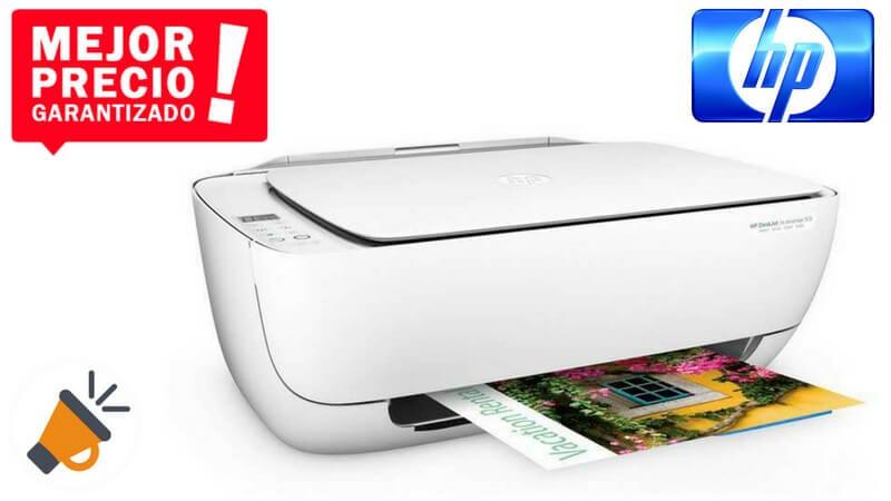 oferta Impresora Multifuncio%CC%81n Hp Deskjet 3636 barata SuperChollos