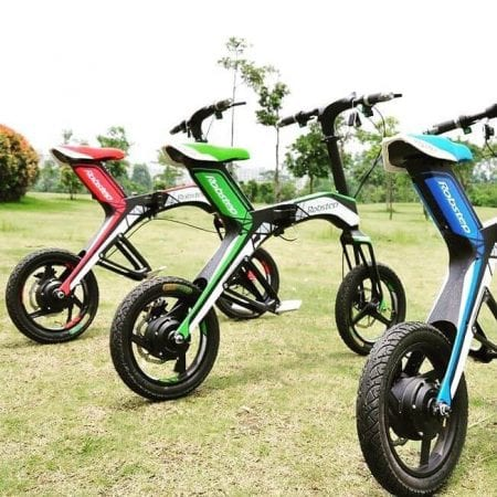 Scooter Ele%CC%81ctrico Robstep Racing 25 SuperChollos