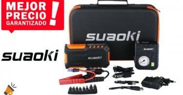 oferta Arrancador de coche mutifuncio%CC%81n Suaoki G7 Plus barato SuperChollos