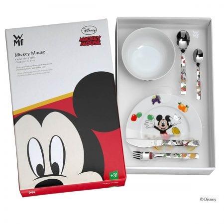 vajilla mickey mouse SuperChollos