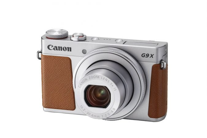 PowerShot G9 X Mark II Silver FSL SuperChollos