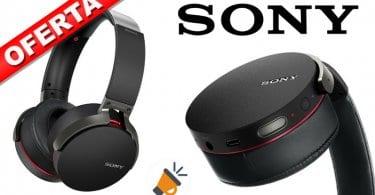 oferta Sony MDR XB950B1B Auriculares inala%CC%81mbricos baratos SuperChollos