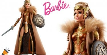 oferta Barbie Wonder Woman barata chollo amazon SuperChollos