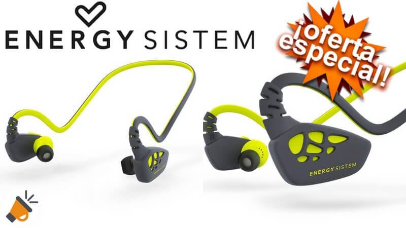 oferta Energy Sistem Sport 3 Auriculares deportivos baratos SuperChollos