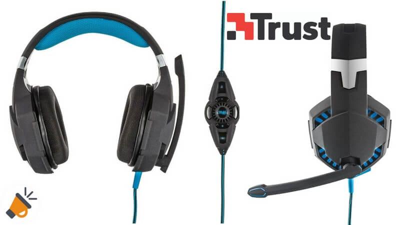 oferta Trust GXT 363 Auriculares gaming baratos1 SuperChollos