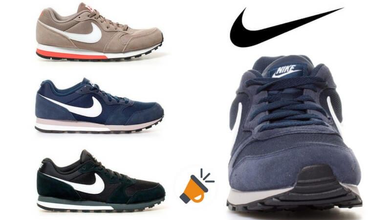 OFERTÓN! Zapatillas Nike MD Runner 2 para hombre por 39,95€