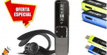 oferta Energy Sistem Active 2 Reproductor MP3 barato SuperChollos