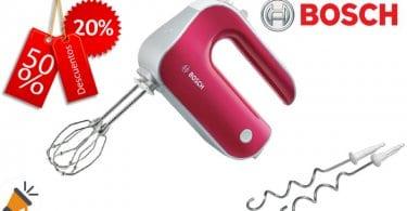 oferta Bosch Styline Red Diamond MFQ40304 Batidora de reposteri%CC%81a barata SuperChollos