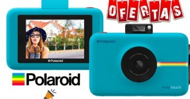 oferta Ca%CC%81mara instanta%CC%81nea Polaroid Snap Touch barata SuperChollos