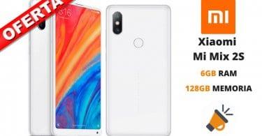 oferta Xiaomi Mi Mix 2S barato SuperChollos