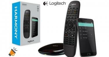 oferta logitech harmony compain mando a distancia remoto barato SuperChollos