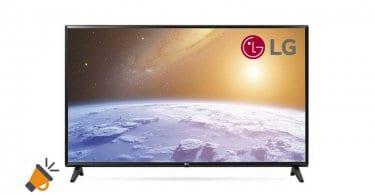 oferta televisor lg smart tv barata SuperChollos