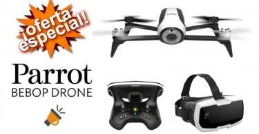 oferta Parrot PF726203 Drone Bebop 2 barato SuperChollos