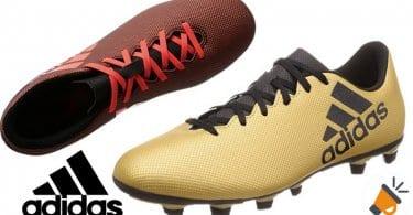 oferta adidas X 17.4 FxG botas de Fu%CC%81tbol baratas SuperChollos
