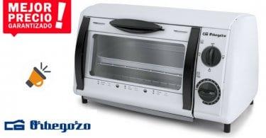 oferta Orbegozo HO 800 A Mini horno tostador barata SuperChollos