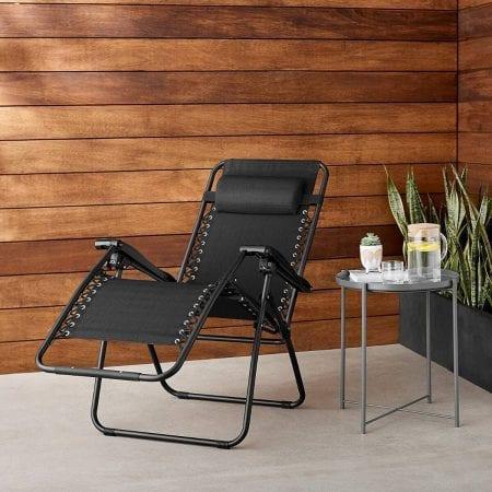 silla de patio de salon de jardin negra amazonbasics D NQ NP 749416 MLM26943158128 032018 F SuperChollos