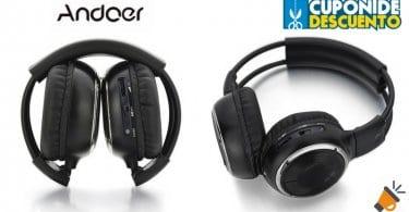 oferta xAndoer Auricular inala%CC%81mbrico IR baratos SuperChollos